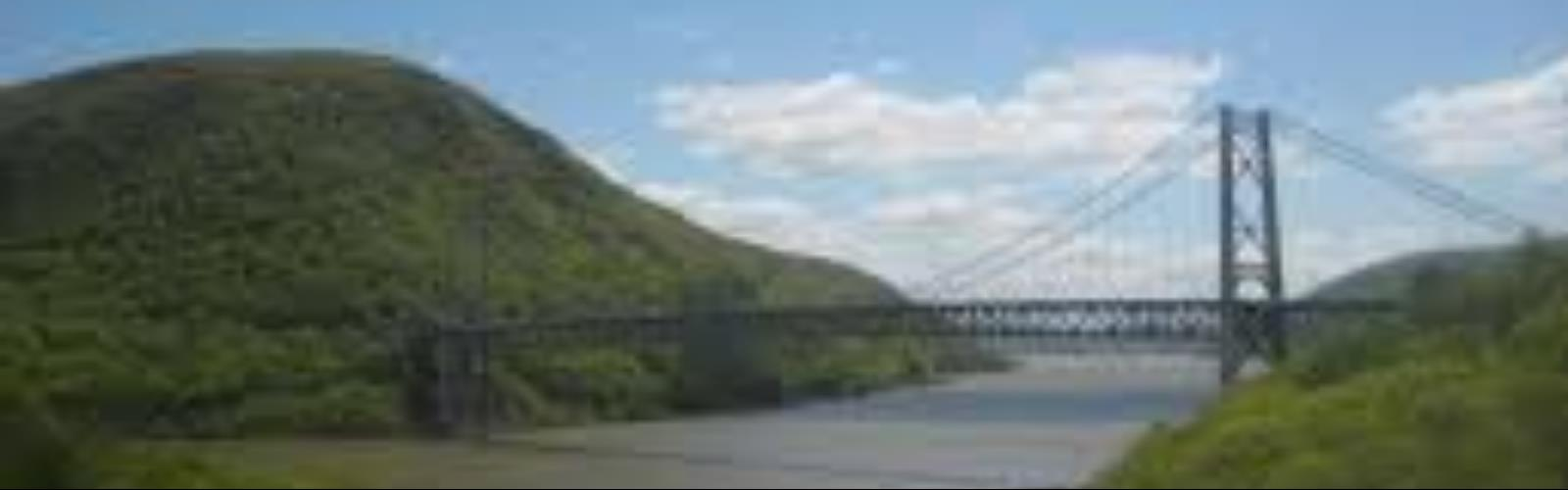 Westchester County, New York Harrison To Rye - Hiking  sky outdoor grass mountain cloud bridge lake highway