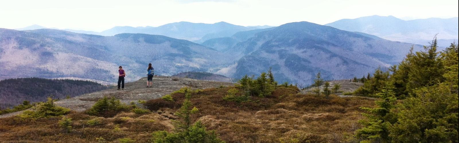 Clark Mountain, Maine - Hiking