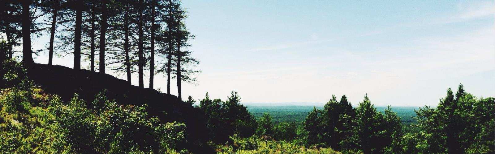 Mount Agamenticus, Maine - Hiking