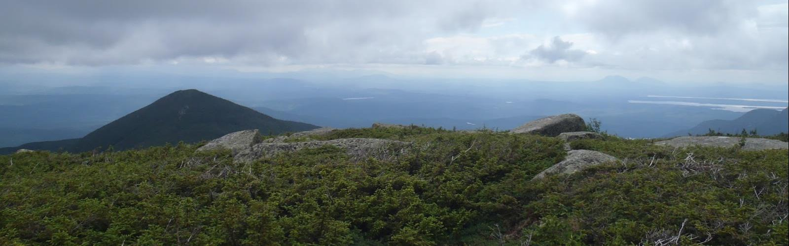 North Brother, Maine - Hiking