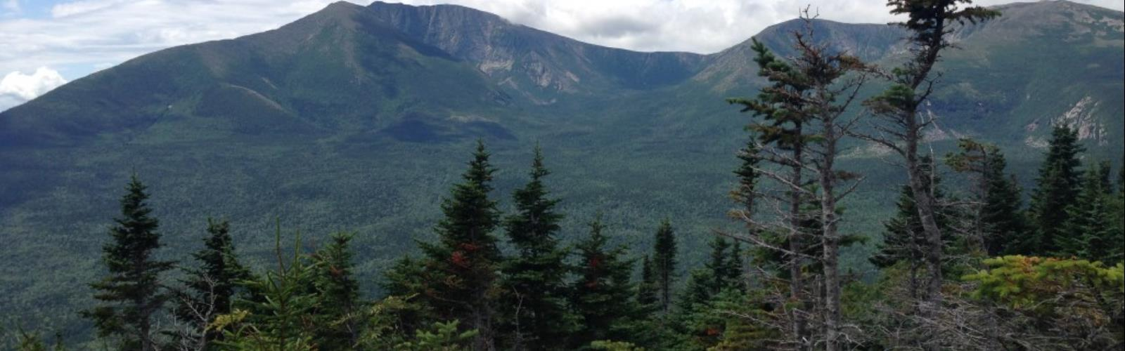 South Turner Mountain, Maine - Hiking