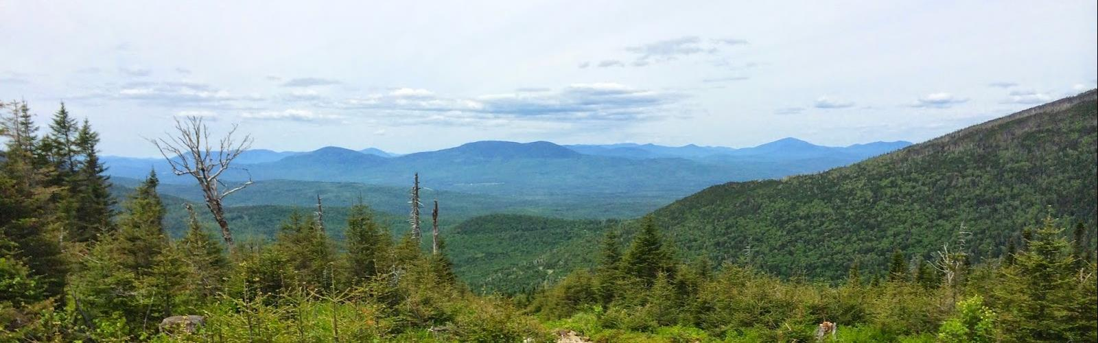 Mount Redington, Maine - Hiking