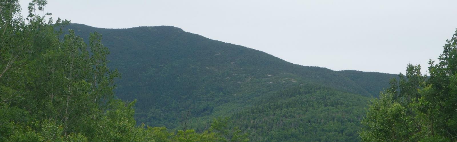 Saddleback Mountain, Maine - Hiking