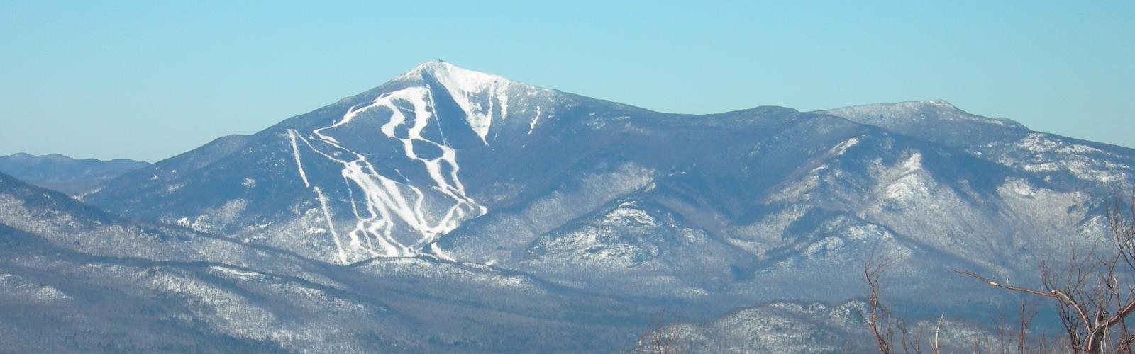 Whiteface Mountain, New York - Randonnée Pedestre