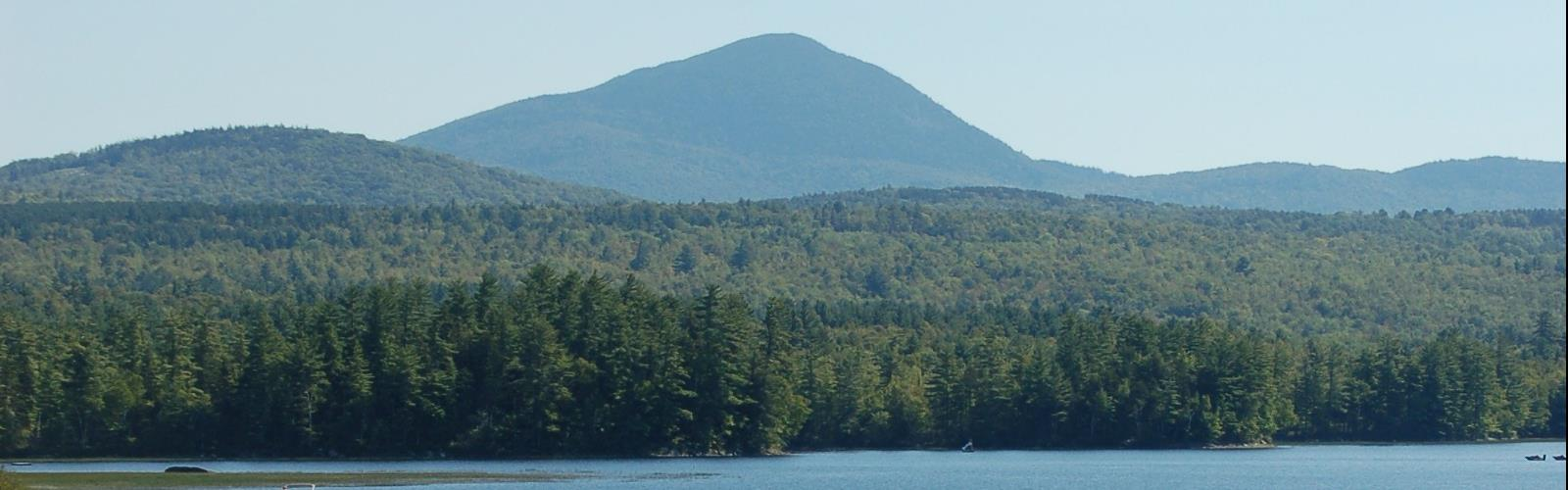 Mount Blue, Maine - Hiking