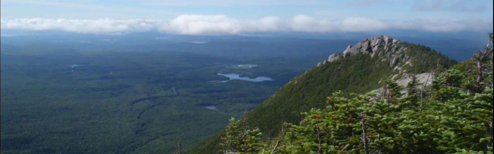 Doubletop Mountain, New York - Hiking