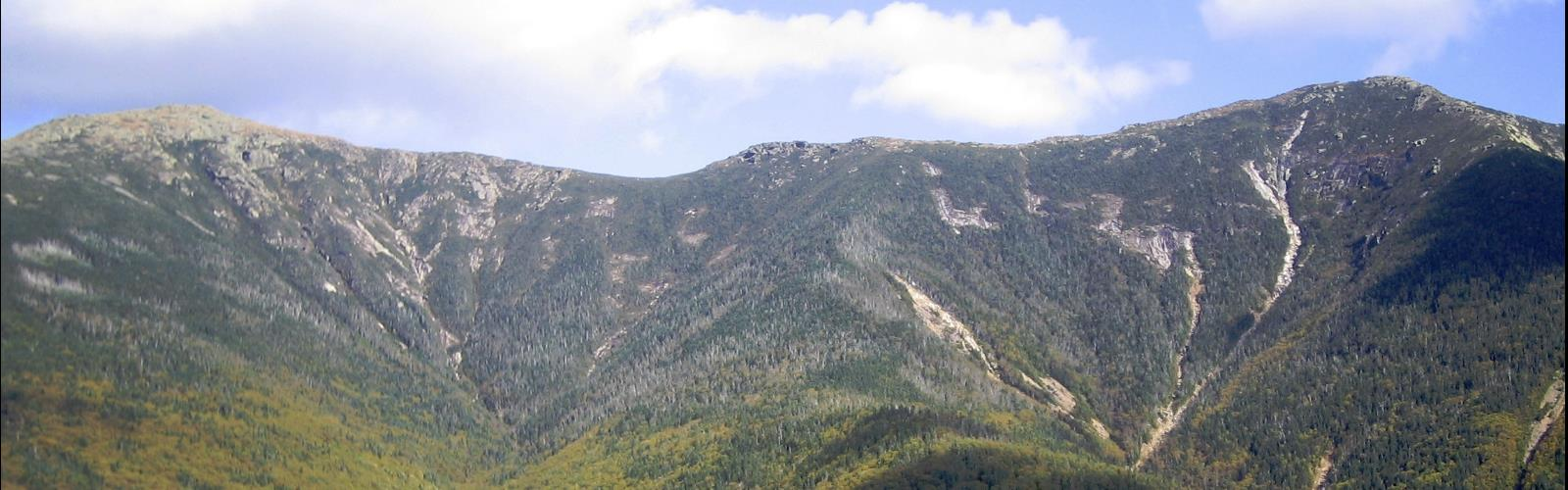 Mount Lafayette, New Hampshire - Hiking