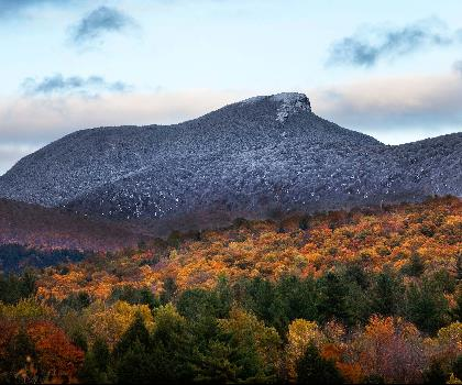 Camel's Hump, Vermont