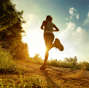 What should you do to get in shape for hiking
