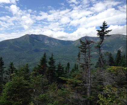 South Turner Mountain, Maine