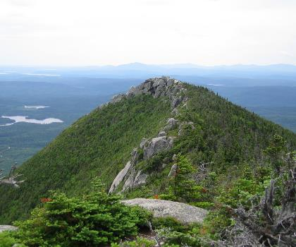 Doubletop Mountain, Maine