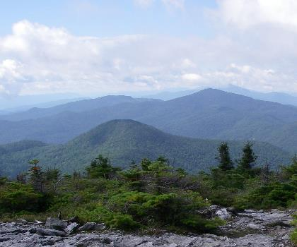 Mount Mansfield-The Forehead, Vermont